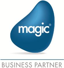 マジックビジネスパートナーロゴ